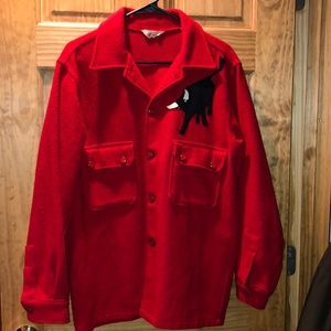 Other - Boy Scouts Philmont Wool Bull Jacket Coat Vintage